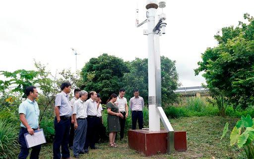 Nhật Bản hỗ trợ Việt Nam tối ưu hóa mạng lưới trạm định vị vệ tinh