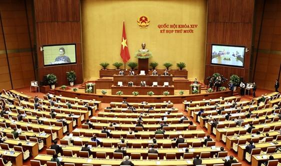 Khai mạc kỳ họp 11 - kỳ họp cuối cùng Quốc hội khoá XIV