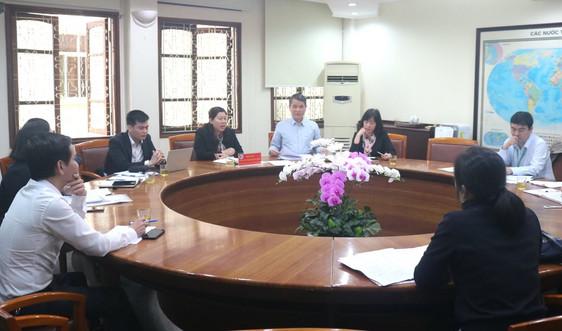 Thứ trưởng Nguyễn Thị Phương Hoa tiếp công dân định kỳ tháng 3/2021