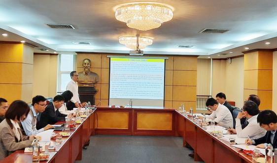 Xây dựng công cụ cảnh báo thiên tai phục vụ sản xuất vùng Đồng bằng Sông Cửu Long
