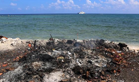 """Bài dự thi """"Cùng giữ màu xanh của biển"""" - Thở đi nào biển ơi! - Bài 3: Hãy hành động mạnh mẽ hơn vì biển"""