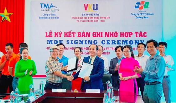 Đà Nẵng: Trường Đại học hợp tác với doanh nghiệp nâng cao năng lực đào tạo