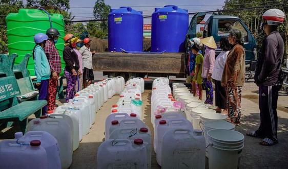 Đô thị vùng ĐBSCL: Vẫn khát nước sạch