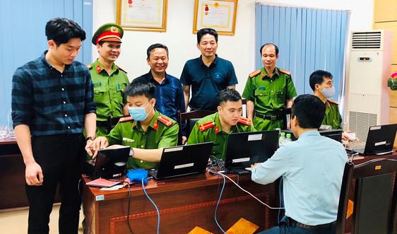 Lào Cai: Nỗ lực hoàn thành kế hoạch cấp căn cước cho công dân