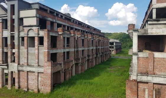 """Lạng Sơn: Xem xét chấm dứt hoạt động của dự án """"triệu đô"""" bỏ hoang nhiều năm"""
