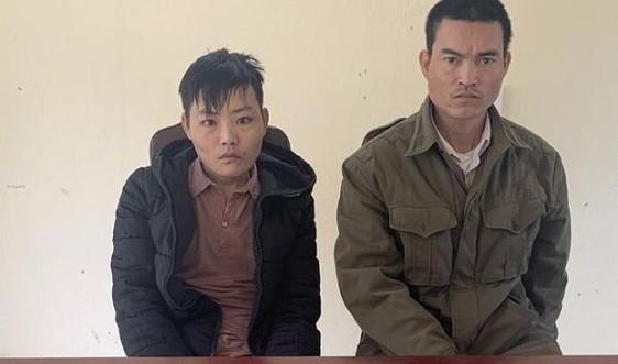 Thanh Hóa: Khởi tố 2 đối tượng buôn ma túy dùng dao chống trả quyết liệt