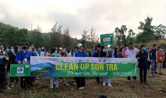 Đà Nẵng: Chung tay làm sạch Sơn Trà