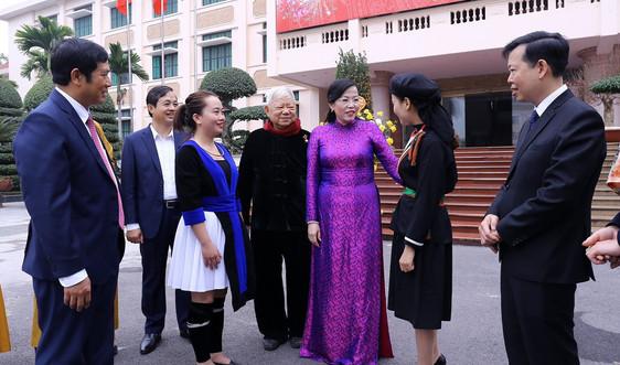 Thái Nguyên: Khơi dậy phong trào thi đua lao động sản xuất phát triển kinh tế - xã hội