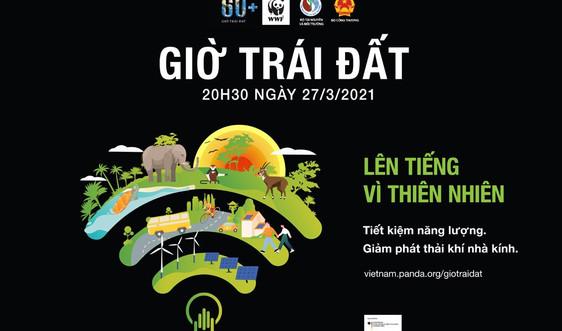 Giờ Trái đất 2021: Việt Nam tiết kiệm 353 nghìn kWh điện