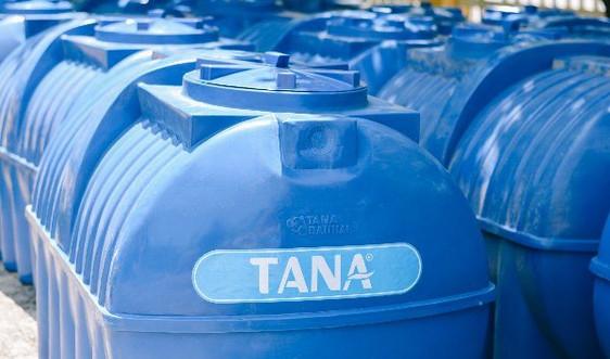 Tân Á Đại Thành tặng 25 bồn nước cho Làng Hạnh phúc (Quảng Nam)