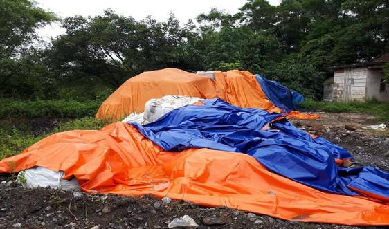 Hưng Yên: Một cá nhân bị phạt hơn 200 triệu đồng vì chuyển giao chất thải nguy hại trái phép
