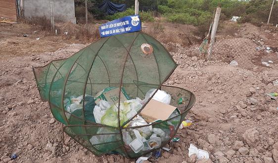 Bến Tre:Tuyên truyền, nâng cao nhận thức tác hại của rác thải nhựa