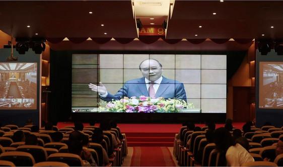 Đảng bộ PV GAS tham gia học tập, quán triệt Nghị quyết Đại hội XIII của Đảng