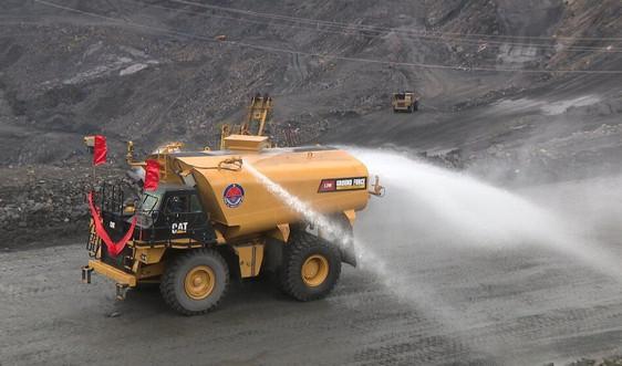 Tập đoàn TKV: Nỗ lực bảo vệ môi trường trong hoạt động khai thác than