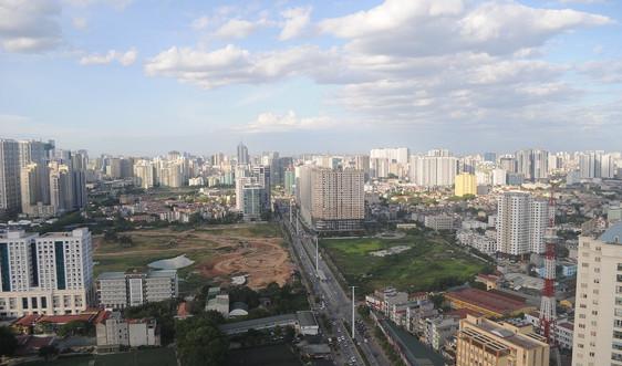 """Thị trường chung cư tại Hà Nội: """"Ảm đạm"""" giữa cơn sốt đất nền"""