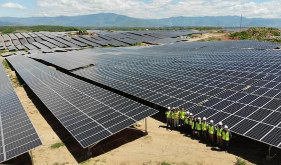 Sử dụng năng lượng tái tạo - Vì tương lai Trái đất