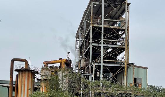 Hải Dương: Nhà máy sản xuất gạch Ceramic hoạt động trái phép?