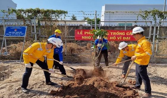 Xí nghiệp Khí thấp áp Nhơn Trạch: Hoạt động an sinh xã hội tại miền Đông Nam bộ