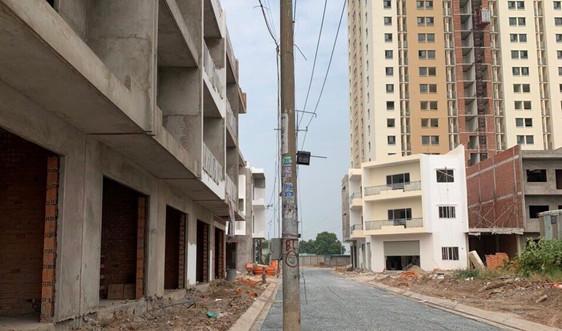 """Dự án nhà ở Vĩnh Lộc A: Khách hành """"than trời"""" vì dự án chậm tiến độ"""