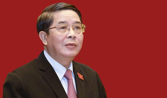 Tiểu sử Phó Chủ tịch Quốc hội Nguyễn Đức Hải