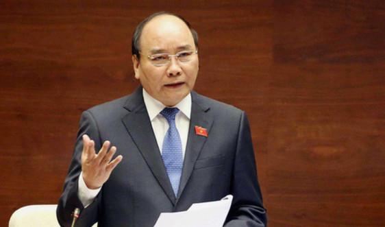 Trình miễn nhiệm Thủ tướng Nguyễn Xuân Phúc để giới thiệu bầu Chủ tịch nước