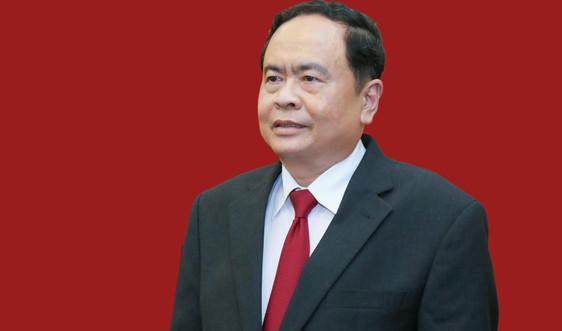 Tiểu sử Phó Chủ tịch Quốc hội Trần Thanh Mẫn