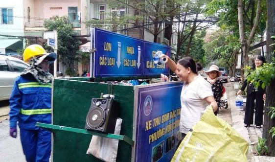 Đà Nẵng: Đẩy mạnh phân loại rác thải tại nguồn