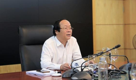 Tập trung xây dựng dự thảo Nghị định quy định chi tiết, hướng dẫn thi hành Luật Bảo vệ môi trường 2020