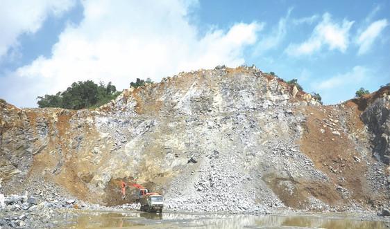 Khoáng sản tại khu vực dự trữ quốc gia phải được bảo vệ nghiêm ngặt