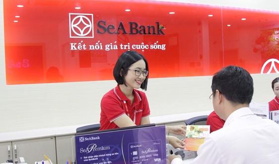Lợi nhuận trước thuế Qúy I/2021 của SeABank đạt 698,3 tỷ đồng