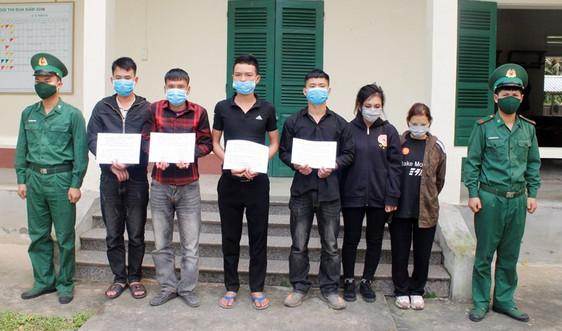 Quảng Ninh: Bắt giữ nhóm đối tượng tổ chức đưa người xuất cảnh trái phép.