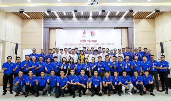 Công ty Chế biến Khí Vũng Tàu tổ chức chương trình Đối thoại với Thanh niên