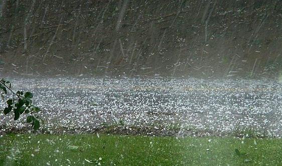 Thời tiết ngày 5/4, Bắc Bộ có mưa, cảnh báo lốc, sét, mưa đá