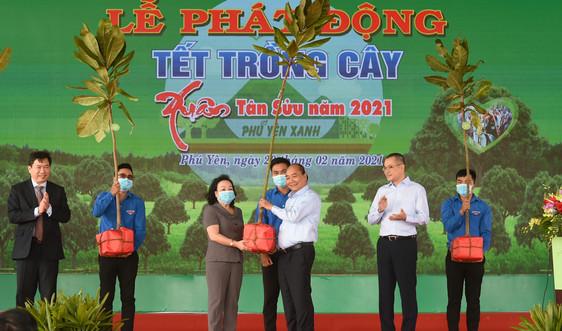 Thủ tướng phê duyệt Đề án trồng 1 tỷ cây xanh