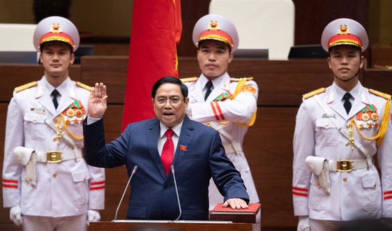 Toàn văn phát biểu nhậm chức của Thủ tướng Phạm Minh Chính
