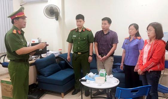 Vụ án sai phạm tại Sở Y tế Sơn La: Bắt tạm giam thêm 2 đối tượng