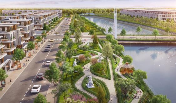 TNR Grand Palace River Park vượng khí sinh tài lộc tại Uông Bí - Quảng Ninh