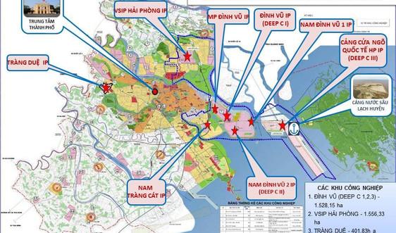 Thủ tướng đồng ý chủ trương đầu tư dự án 752 ha tại khu kinh tế Đình Vũ - Cát Hải