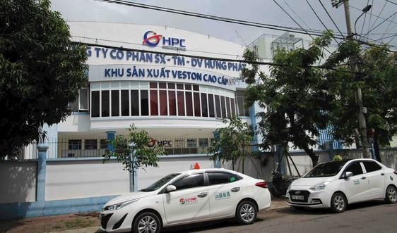 Bình Định: Công ty Hưng Phát gây ô nhiễm môi trường, bị thu hồi đất nhưng chưa chịu di dời