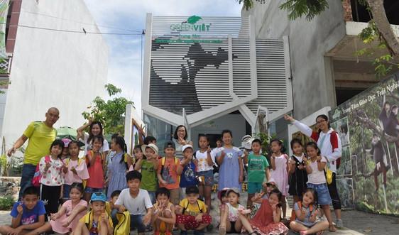 Khám phá Trung tâm giáo dục trải nghiệm thiên nhiên đầu tiên cho trẻ ở Đà Nẵng