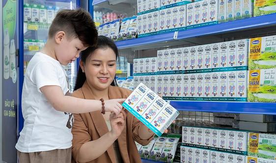 Vượt mốc 500 cửa hàng, Vinamilk gia tăng trải nghiệm mua sắm cho người tiêu dùng