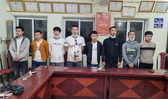 Cao Bằng: Phát hiện, làm rõ 8 công dân Trung Quốc nhập cảnh trái phép vào Việt Nam