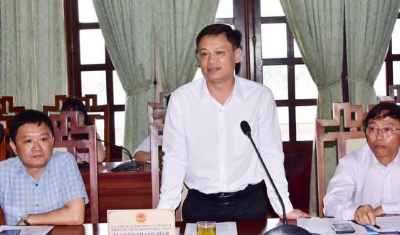 Thừa Thiên Huế và Quảng Nam trao đổi kinh nghiệm xây dựng cơ chế, chính sách đặc thù bảo tồn và phát huy giá trị di sản