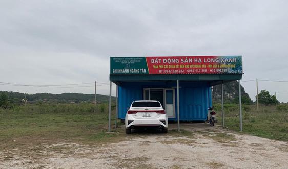 """Quảng Ninh: Siết chặt công tác quản lý, ngăn chặn """"sốt ảo"""" giá đất"""