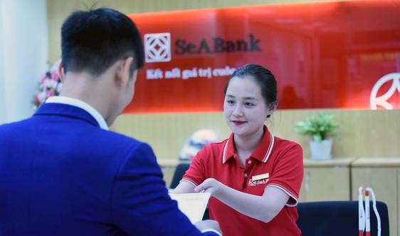 SeABank đặt mục tiêu lợi nhuận trước thuế đạt hơn 2.400 tỷ đồng, tăng vốn điều lệ lên 15.238 tỷ đồng