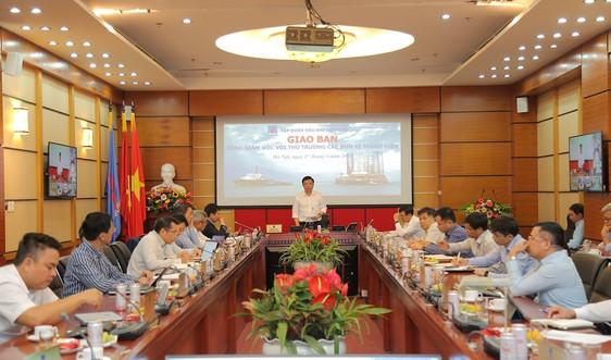 Petrovietnam hoàn thành vượt mức các chỉ tiêu tài chính Quý I/2021