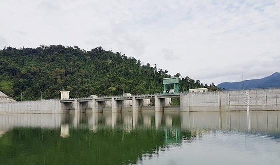 Phối hợp vận hành xả nước đảm bảo cấp nước cho TP. Đà Nẵng