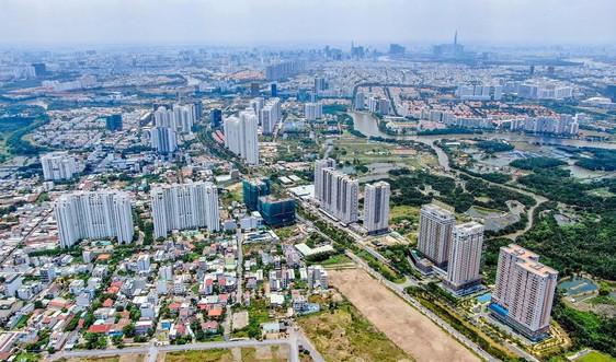 Thị trường bất động sản TP.HCM: Nhiều chuyển biến tích cực