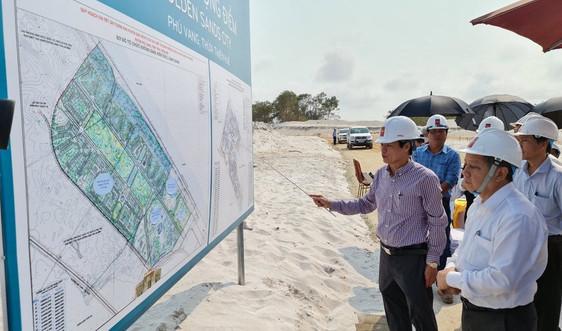 Thừa Thiên Huế: Phát triển bền vững, đẩy nhanh tiến độ các dự án trọng điểm