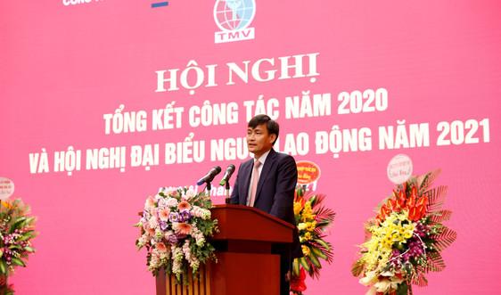 Công ty TN&MT Việt Nam: Đổi mới phương thức hoạt động, tập trung phát triển theo chiều sâu